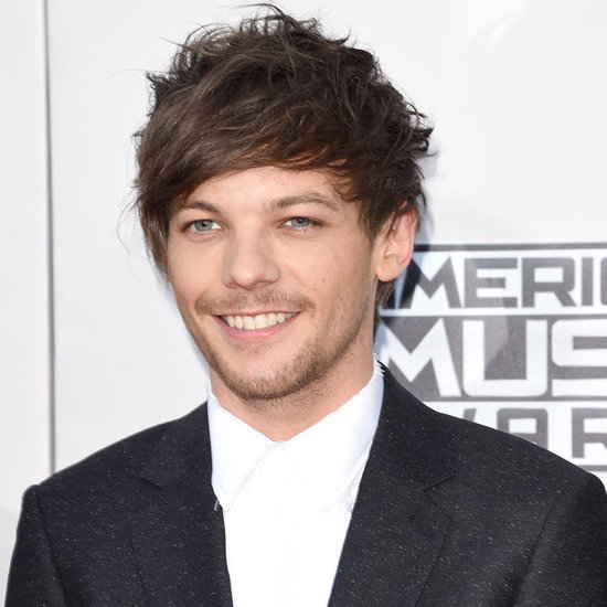 First Picture of Louis Tomlinson's Baby Son Freddie