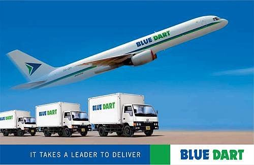 Blue dart Bengalore customer care number