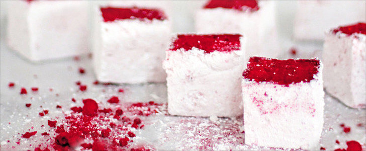 There's Nothing More Festive For Valentine's Day Than DIY Raspberry Marshmallows