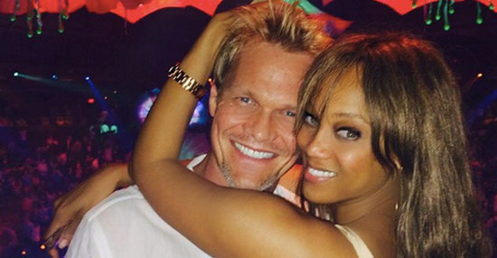 Tyra Banks Announced The Birth Of Her First Child In The Most Adorable Way