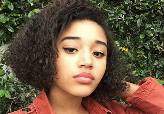 Amandla Stenberg Refuses to Label Her Sexuality