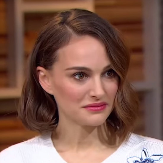 natalie portman nope natalie portman hasn t seen star wars the force ... Natalie Portman