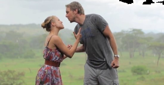 Kristen Bell And Dax Shepard Dancing Through Africa Will Restore Your Faith In Love