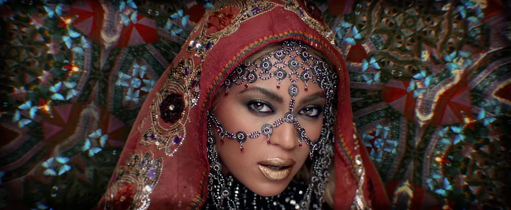 Beyoncé Channellng Bollywood in Coldplay's New Video Will Give You Life