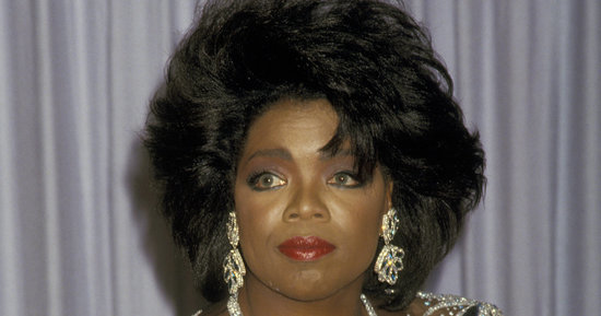 Oprah Winfrey Has Taken A Pretty Amazing Hair Journey Through The Years
