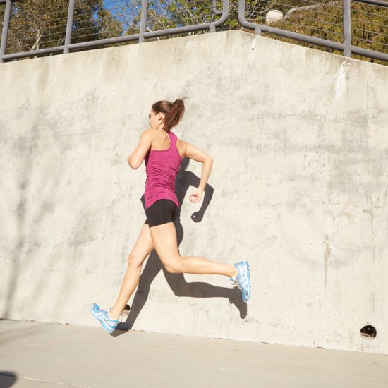 How to Tone Your Legs and Butt When Running