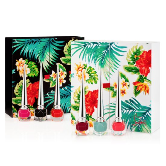 Christian Louboutin Hawaii Nail Polish Collection