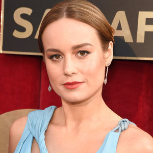 Brie Larson's Hair at the SAG Awards 2016