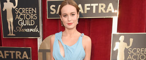 You'll Flip Over Brie Larson's SAG Awards Up 'Do