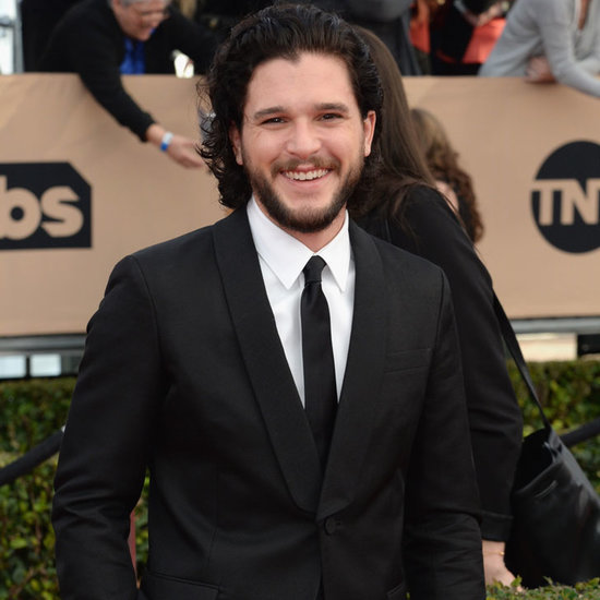 Kit Harington at the 2016 SAG Awards