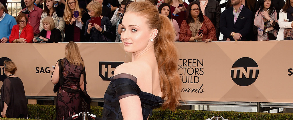Poll: Which Actress Had the Most Award-Worthy SAG Ponytail?