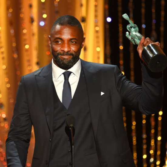 Idris Elba SAG Awards Acceptance Speech 2016