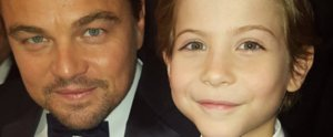 Jacob Tremblay Posing With Leonardo DiCaprio Will Give You a Lot of Emotions