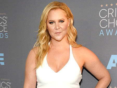 VIDEO: See Amy Schumer's Trainwreck Dad Meet Her Real Dad