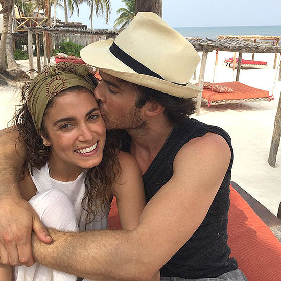 Ian Somerhalder Says Every Day Waking Up to Wife Nikki Reed Is 'Pure Bliss'