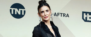 You'll Never Believe Where Demi Moore Found Her SAG Awards Gown