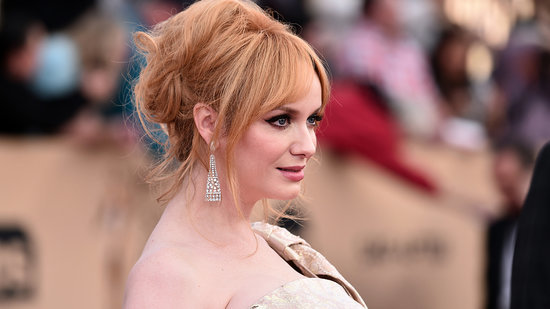 EXCLUSIVE: Christina Hendricks Really Wants a 'Mad Men' Spinoff