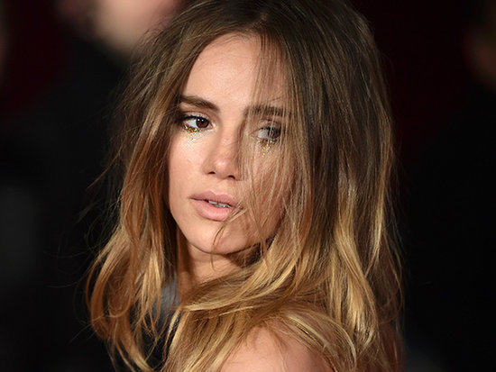 Suki Waterhouse's Glitter Tears at the Pride and Prejudice and Zombies Premiere Will Leave You Weeping with Joy