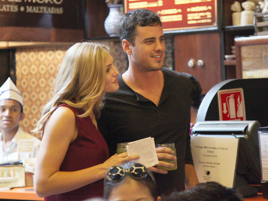 The Bachelor Recap: The Group Takes Mexico as Ben Sends One Woman Home in the Middle of a Group Date