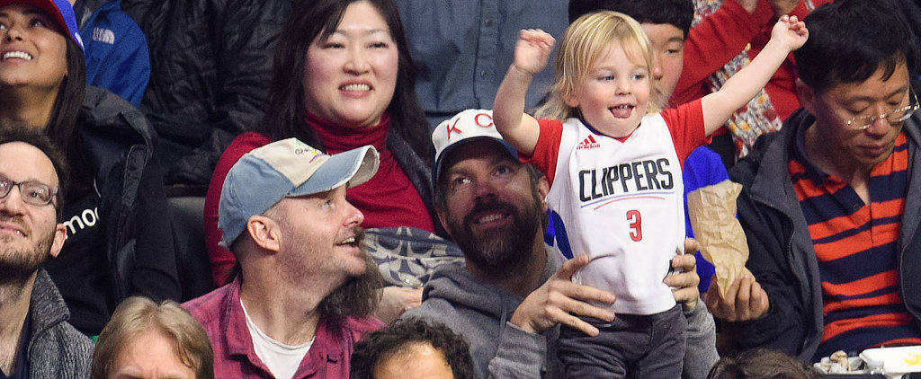 Jason Sudeikis's Boys' Night Out With Son Otis Will Make Your Monday Way More Bearable