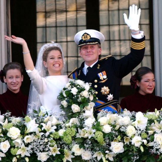 Let's Take a Look Back at Queen Máxima's Fairy-Tale Royal Wedding