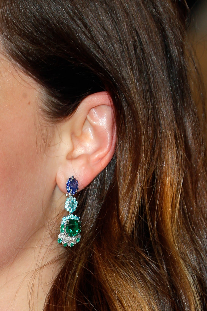 When We Spotted Emilia Clarke's Earrings