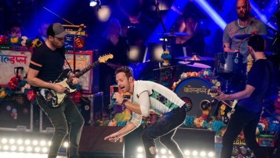 4 Things That Might Happen During Coldplay's Halftime Show