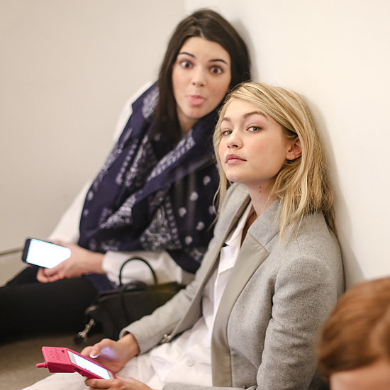 Gigi Hadid and Kendall Jenner Couture Fashion Week Video