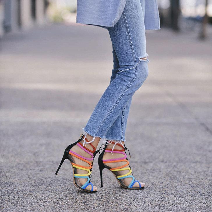 Spring Shoe Trends 2016 Popsugar Fashion