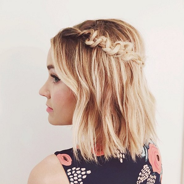 Bump Up Your Bohemian Vibe With Braids
