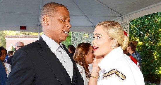 Jay Z's Roc Nation Countersues Rita Ora for $2.4 Million