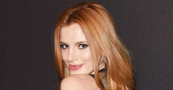 Bella Thorne Flaunts Toned Abs in Hot-Pink Workout Wear After 'Seeing Results' From Yoga
