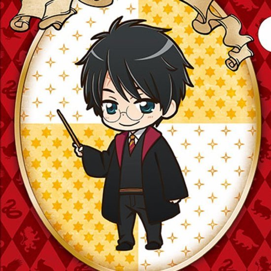 Anime Harry Potter