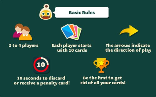 Crazy 8 rules