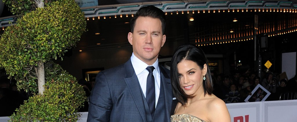 Jenna Dewan Tatum and Channing Tatum's Red Carpet Style Is the Epitome of #ValentinesDayGoals