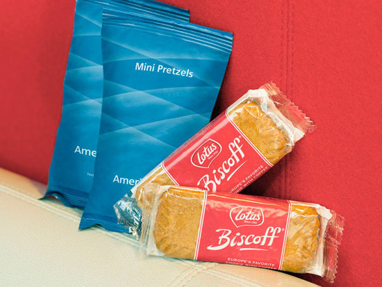 American Airlines Is the Latest Carrier to Bring Back Free Snacks in Coach