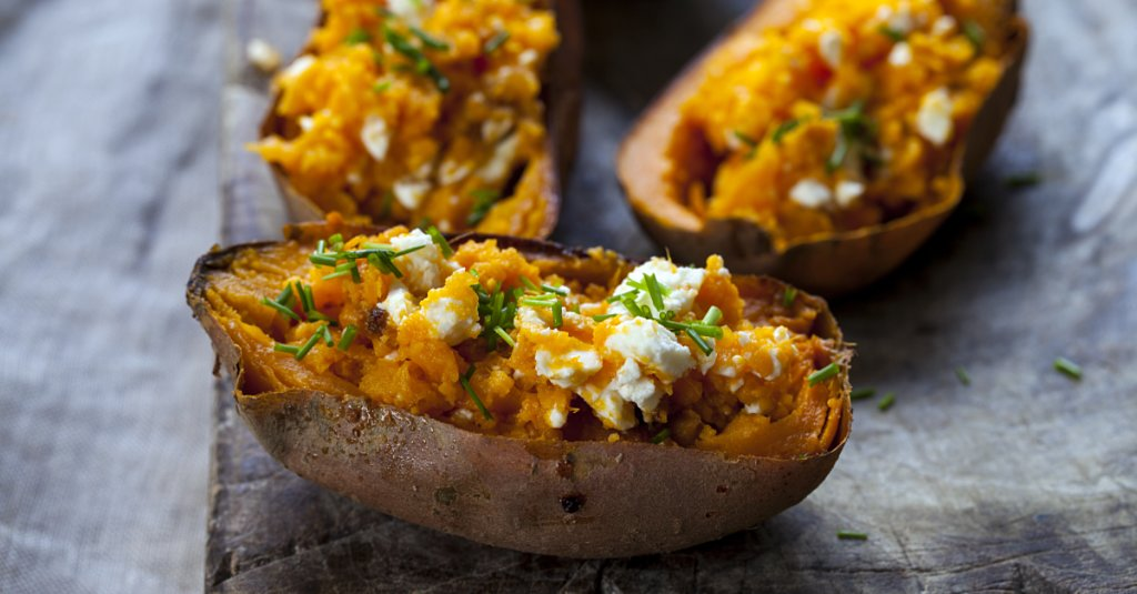 No One at Your Super Bowl Party Will Guess These Potato Skins Are Healthy