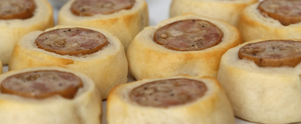 Chicks (Not Pigs) in a Blanket