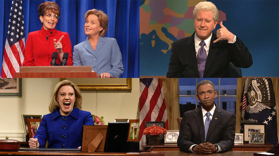 11 of the Best 'Saturday Night Live' Political Sketches, Starring Tina Fey, Will Ferrell and More!