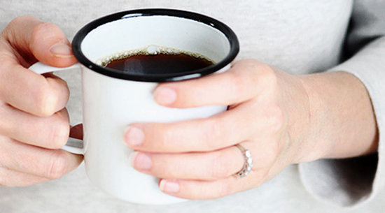 A Sneaky Little Cinnamon Trick for Your Morning Coffee
