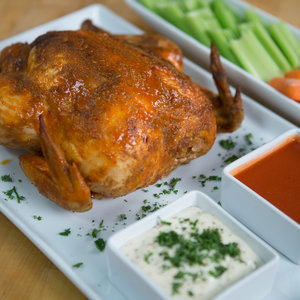 Whole Buffalo Chicken | Food Video