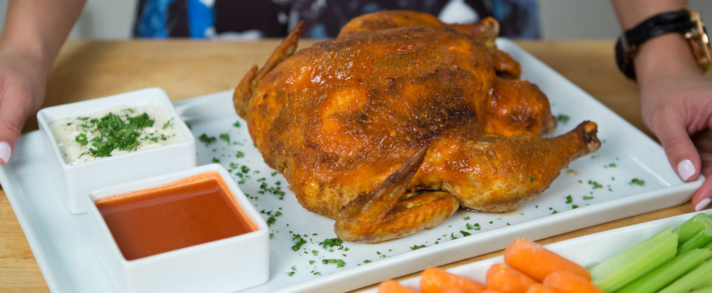 Say It With Us: WHOLE Buffalo Chicken