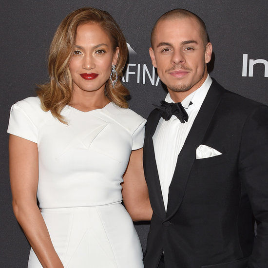 Jennifer Lopez and Casper Smart Dubsmash Video 2016
