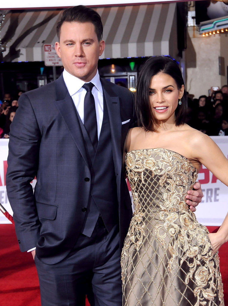 They looked picture-perfect at the premiere of Hail, Caesar! in February 2015.