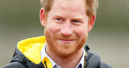 Prince Harry Embraces His Status As B-Team Royal