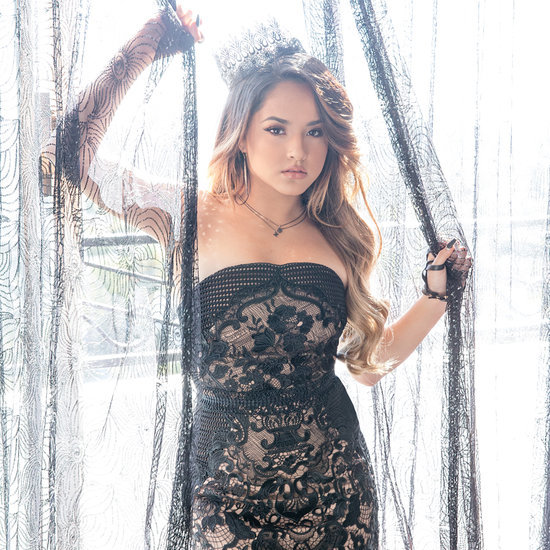 Becky G in Latina Magazine March 2016