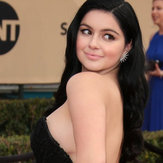 Ariel Winter Breast Reduction Scars