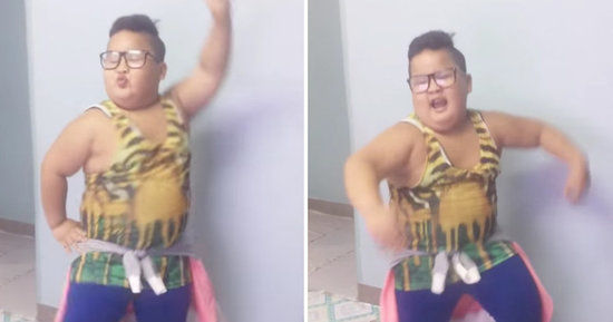 Boy Dancing To Justin Bieber Makes Us 'Sorry' We Can't Slay Like Him