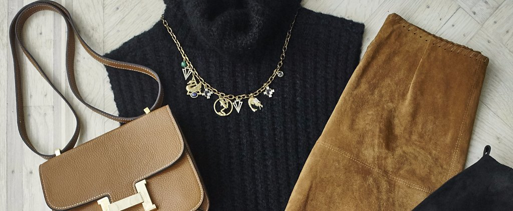 Use This Simple Styling Hack to Lighten Up Your Wardrobe This Winter