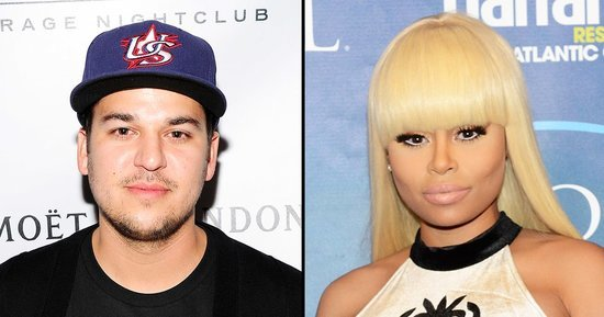 Rob Kardashian, Blac Chyna 'Bonded Over Their Pain,' Feeling 'F--ked' by His Family